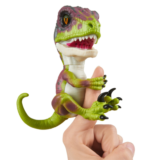 Fingerlings Untamed Dinosaur Raptors