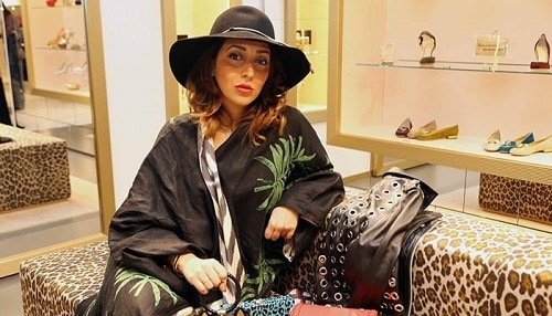Marriam Mossali Is The Middle East S Fashion Ambador She Scene And Also An Entrepreneur Cultural Activist Founder Of