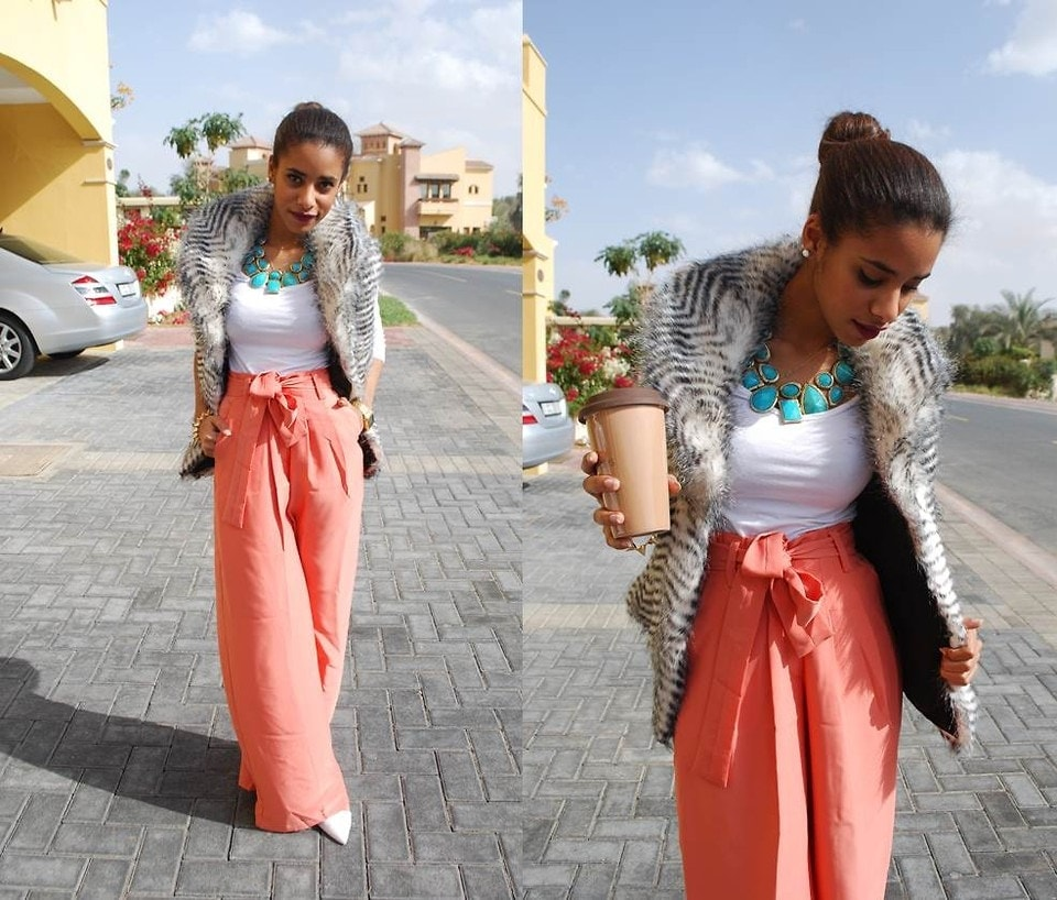 Fashion and Travel Blogger Nadya Hasan