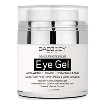 Baebody eye gel anti-wrinkle cream bottle