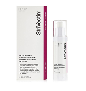 StriVectin wrinkle treatment bottle