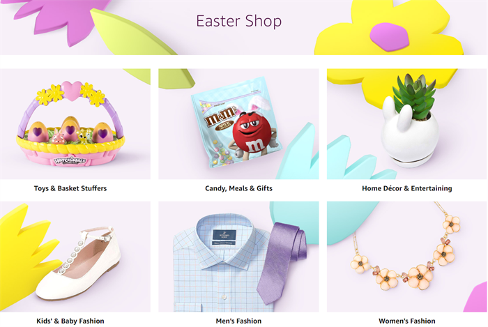 Amazon Easter Deals