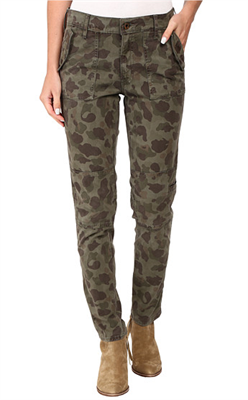 Camo cargo pants by Lucky